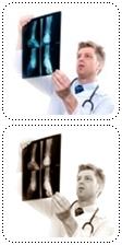 Røntgen, CT og MR